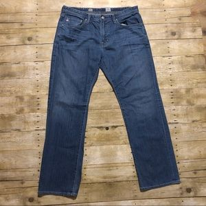 Adriano Goldschmied Jeans Protege Straight Leg 36
